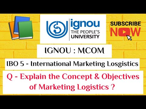 mp4 Marketing Logistics, download Marketing Logistics video klip Marketing Logistics
