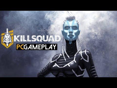 Gameplay de KillSquad