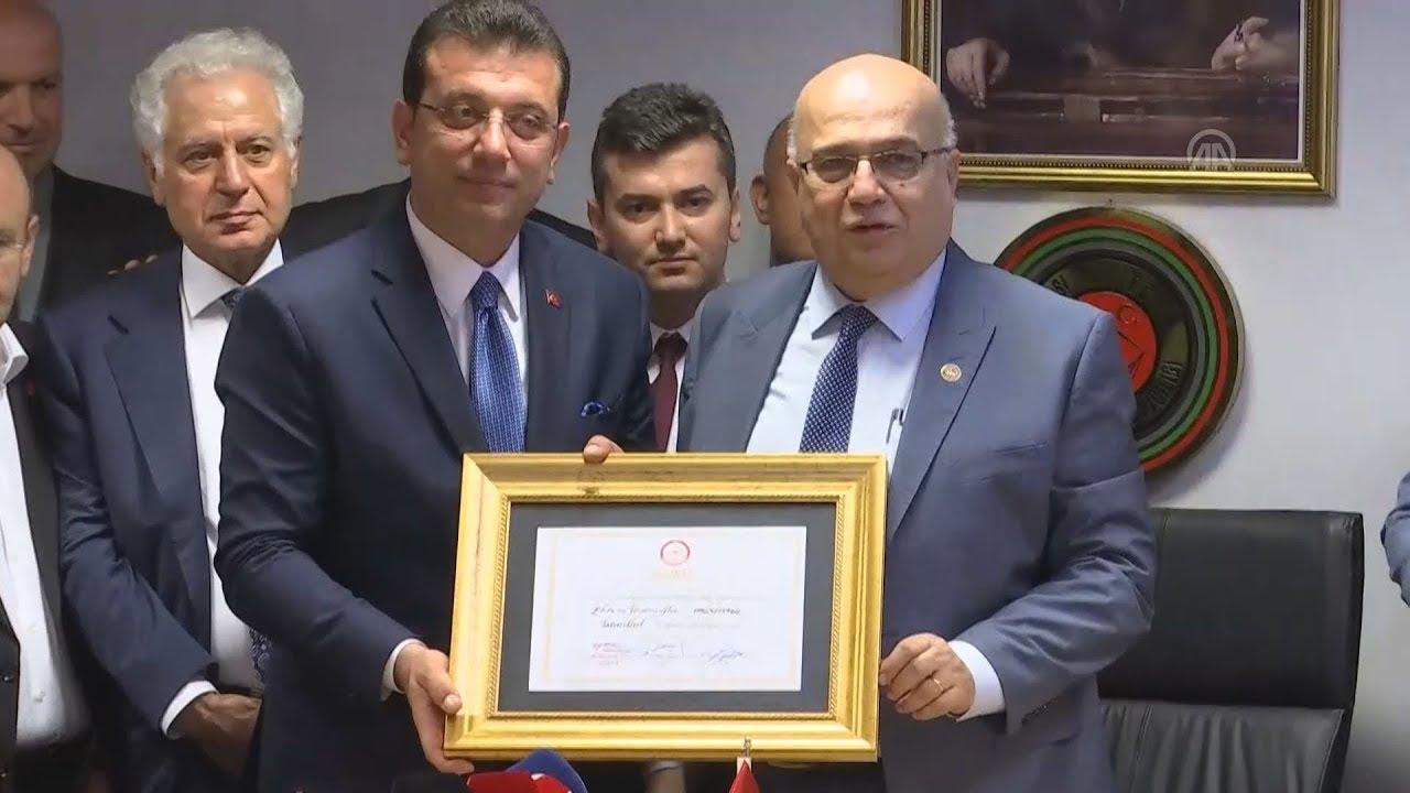 Και επισήμως δήμαρχος Κωνσταντινούπολης ο Εκρέμ Ιμάμογλου