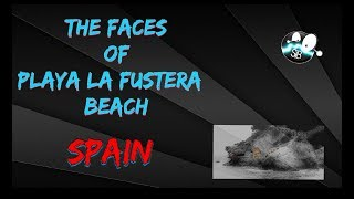 Faces 🔴 Playa La Fustera Beach