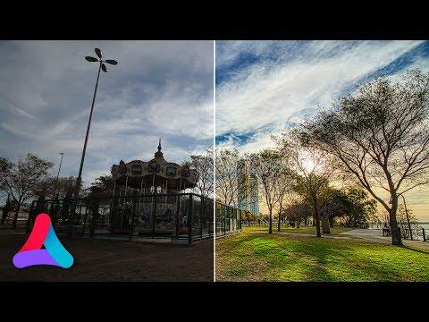 Cómo usar BRACKETING para hacer FOTOS HDR | Aurora HDR