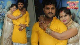 खेसारी लाल यादव और उनकी पत्नी की फोटो वायरल - Khesari Lal Yadav Wife Photo Viral