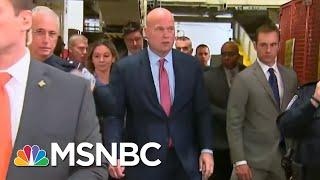 Michael Cohen Plea Shocker Exposes Trump Camp Lies About Russia Dealings | Rachel Maddow | MSNBC