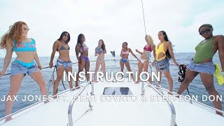 Jax Jones Ft Demi Lovato & Stefflon Don  Instruction  Nicole Kirkland Choreography Dance Stories