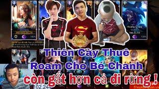 Thiên cày thuê Cầm Sephera Roam Cho Bé Chanh   Còn gắt hơn cả đi rừng   Cùng Tam Mao TV + SupperTV