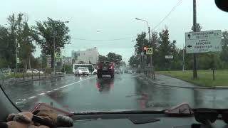 Расположение знаков на маршрутах ГИБДД.