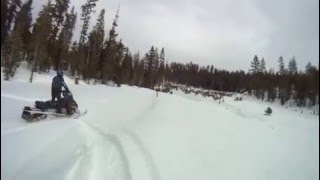 Bear Valley Snowmobile, CA - Spicer Off Roading