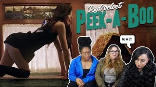 RED VELVET (레드벨벳) PEEK A BOO MV REACTION || TIPSY KPOP
