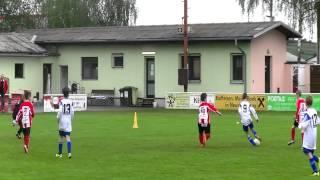 preview picture of video 'U12 Meisterschaftsmatch Neusiedl gegen Herrnbaumgarten'