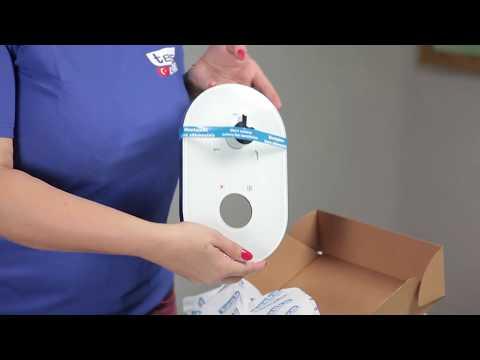 Душевая система А-Glass youtube