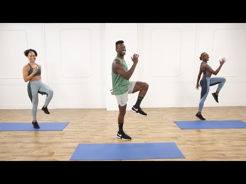 Free Preview of No-Equipment Cardio HIIT Workout From4-Week Full-Body Fusion