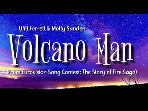 Volcano man - will Ferrell & molly sanden