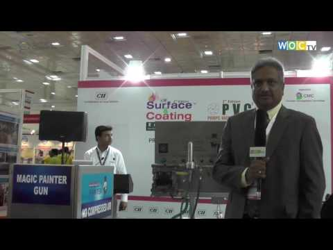 Prism Surface at Surface & Coating Expo 2016