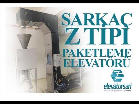 PENDULUM Z TYPE BUCKET ELEVATOR