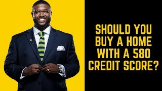 What they don't want you to know about FHA loans   580 Credit Score