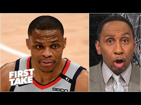 Stephen A.: Russell Westbrook 'should be thanking me' for calling him out! | First Take