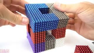 Магнитные шарики! Крутое видео!