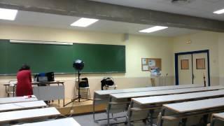 Ejemplo De Señal Para Caracterización Acústica De Recintos
