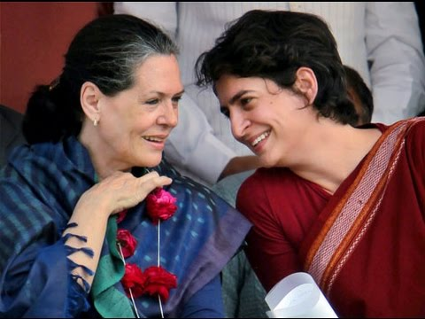 Download Sonia Amp Priyanka Gandhi FIGHT For Robert Vadra