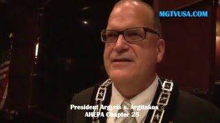 AHEPA's Historic Delphi Chapter Welcomes 48 New Members