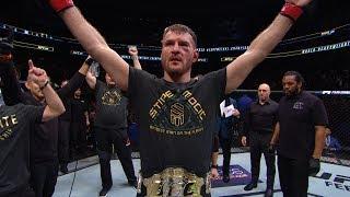 UFC 220: Fight Motion