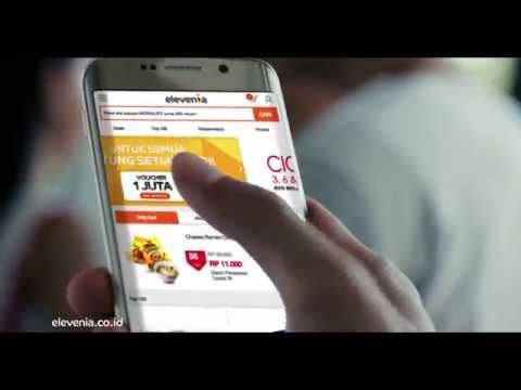 Video of elevenia - Shopping Paradise