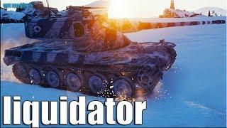 ТОП СТАТИСТ на AMX 50 B 🌟 WORLD OF TANKS лучший бой