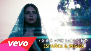 God And Monsters - Lana Del Rey  (Video)