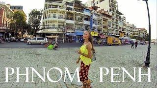Пном Пень - столица Камбоджи и самый грязный город Азии!!! | Камбоджа