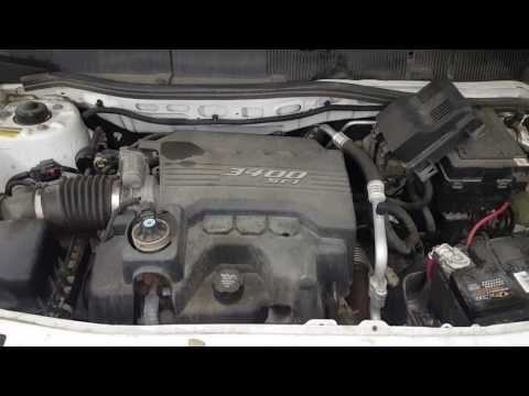 DC0242 - 2008 Chevy Equinox LT - 3.4L Engine Mp3