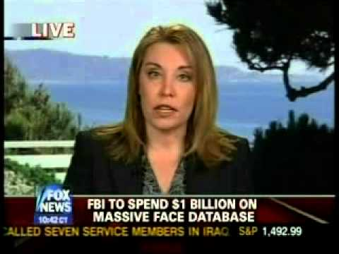 Anita Kay Discusses Iris Scan on Fox News