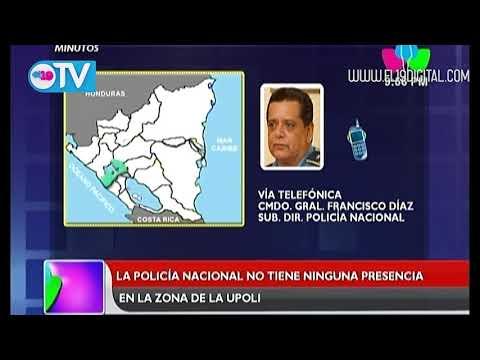 Policía Nacional no tiene presencia en el sector de la UPOLI