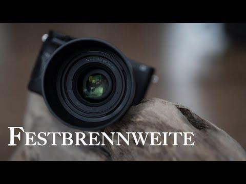 Welche Festbrennweite - Objektiv  soll man als erstes kaufen für die Kamera?