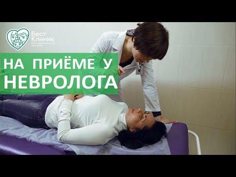 Прием невролога. ✔ В как случаях следует прийти на прием невролога. Бест Клиник.