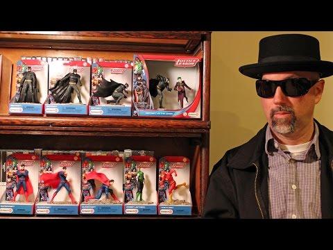 Schleich Justice League Figurines Review