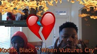 Kodak Black - When Vultures Cry | Reactions
