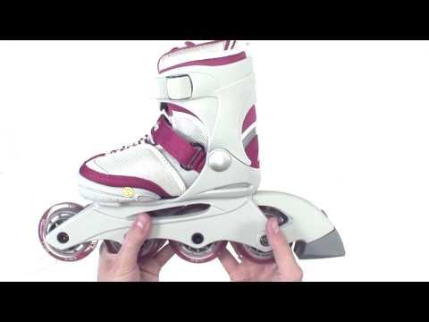 K2 Annika Girls Inline Skates 2010