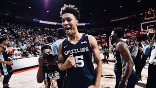Summer League MVP Brandon Clarke Looking Like Another Stud For Grizzlies | Top Plays From Tournament