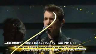 Chris Isaak Holiday Tour 2014