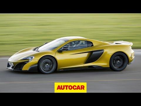 McLaren 675 LT - Britain's Best Driver's Car | Part 7 | Autocar