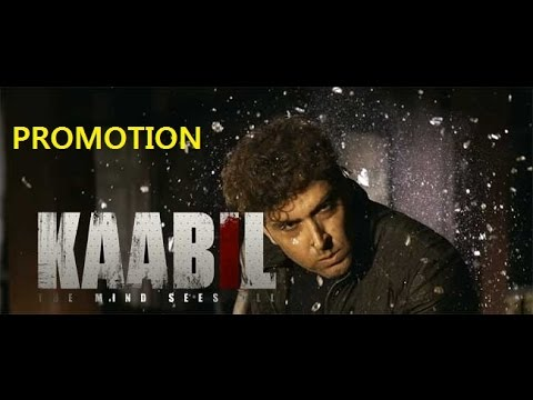 hindi movie kaabil 2017 hrithik roshan yami gautam promotion