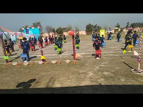 KINDER AND JUNIOUR ANNUAL SPORTS DAY 2nd FEBRUARY 2019