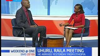 Analysing the Uhuru -Raila meeting