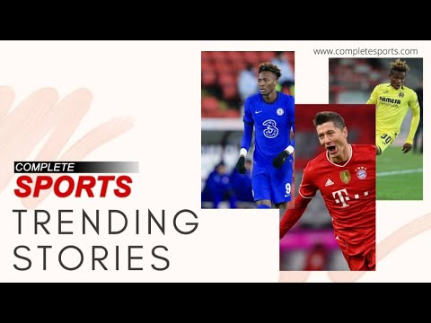 Trending On Complete Sports 23.07.2021