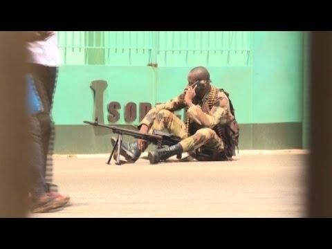 Soldaterna missnojda med avtal hoppade av
