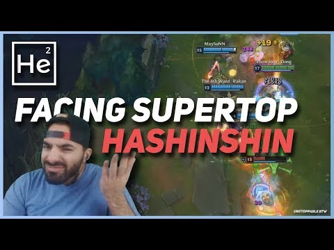 Heisendong – Facing The SUPER TOP Hashinshin