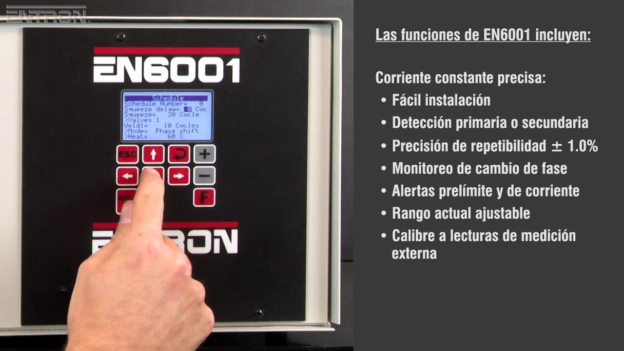 EN6001 Spanish MX