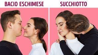 18 Tipi Di Baci E Ciò Che Significano Realmente