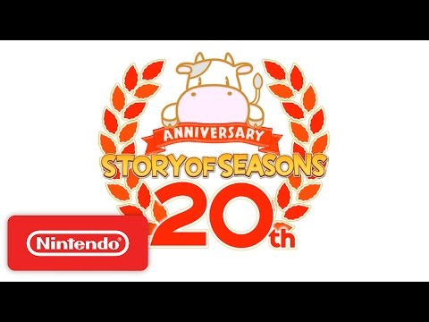 Видео № 0 из игры Story of Seasons: Trio of Towns [3DS]