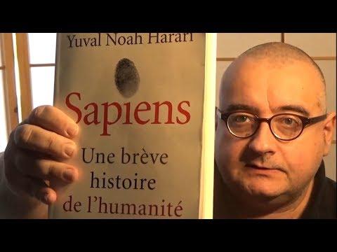 Vidéo de Yuval Noah Harari
